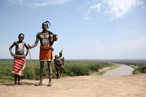 an introduction to the omo river valley Meet the tribal people that reside in the omo river valley in the far southwest of ethiopia.